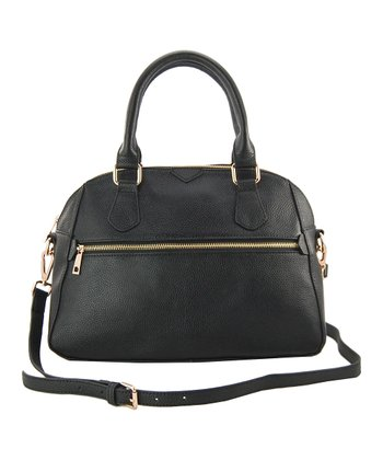 Black Jocelyn Shoulder Bag
