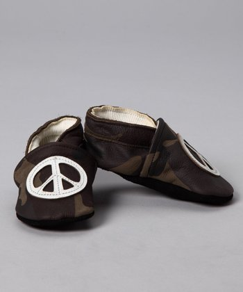 HelloYaya Green Peace Booties