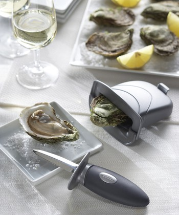 Stainless Steel Oyster Knife Set