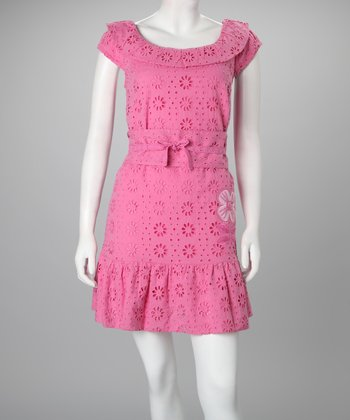 Pink Joanne Dress - Women