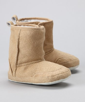 Tan Classic Faux Fur Boot