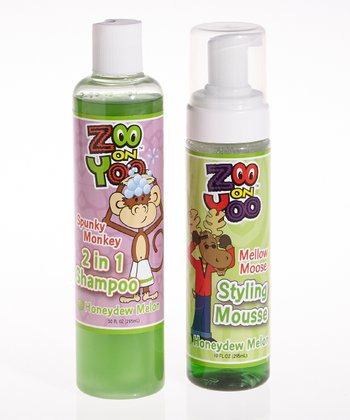 Honey Dew Haircare Set