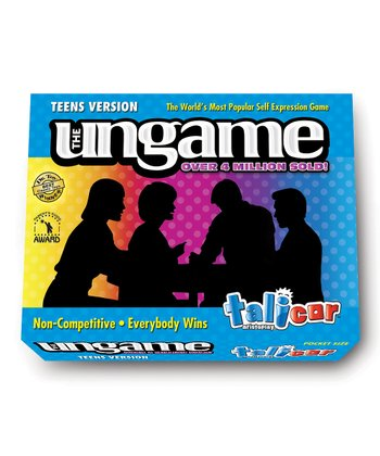 Teens Pocket Ungame Game