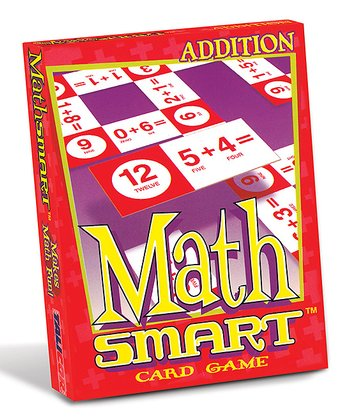 MathSmart Addition Card Game