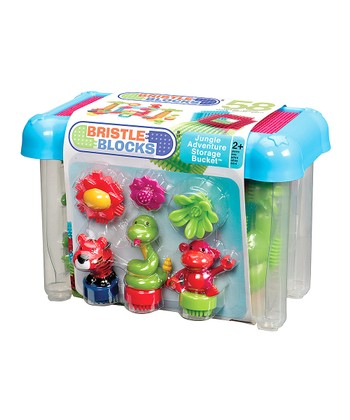 Jungle Adventure Storage Bucket Set
