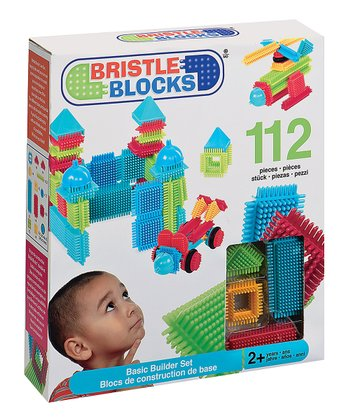 Bristle Blocks Basic Builder Set