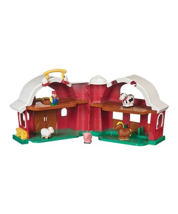 Farm House Toy Set