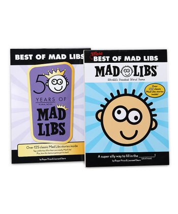 Best of Mad Libs & More Best of Mad Libs