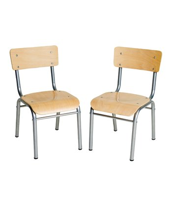Audio Center Chair - Set of 2
