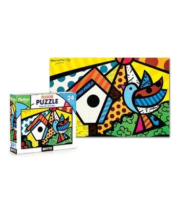 24-Piece Britto Floor Puzzle