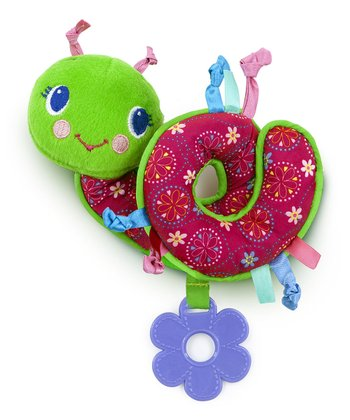 Stretch & Go Snail Toy