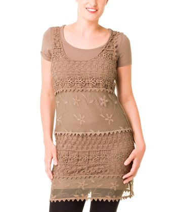 Bronze Ilayra Tunic - Women & Plus