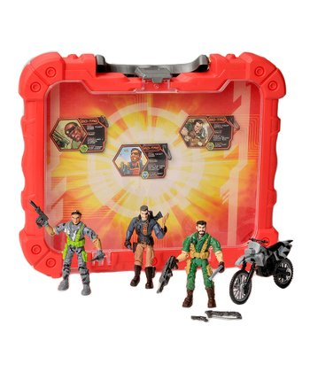 Cycle Corps Mission Case Set