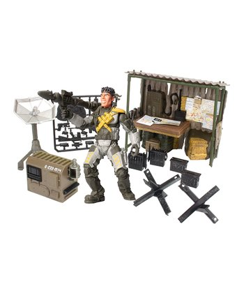 Battle Zone Command Station Corps Total Soldier Set