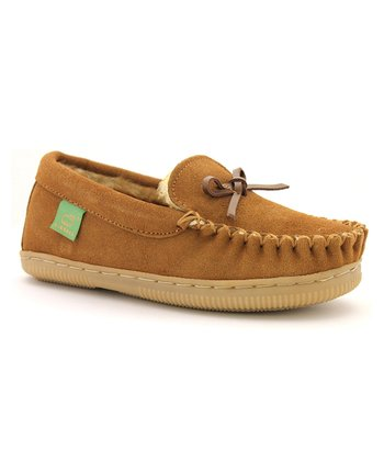 Chestnut Moccasin - Kids