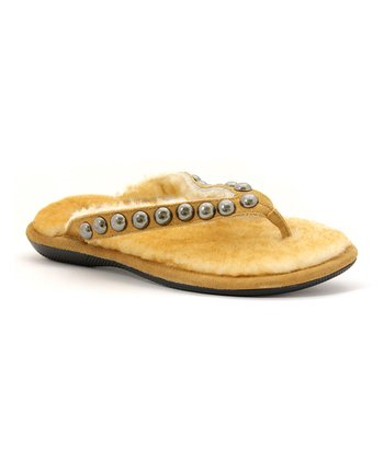 Chestnut Bubbly Sandal
