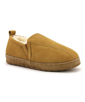 Chestnut Cozy Slipper