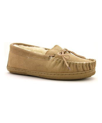 Tan Moccasin - Women