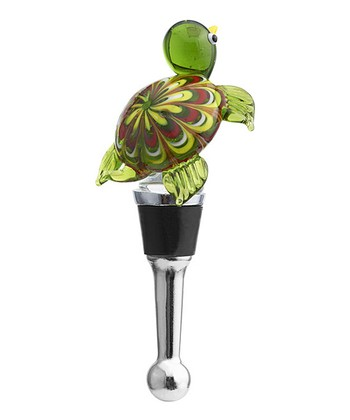 Venetian Turtle Bottle Stopper