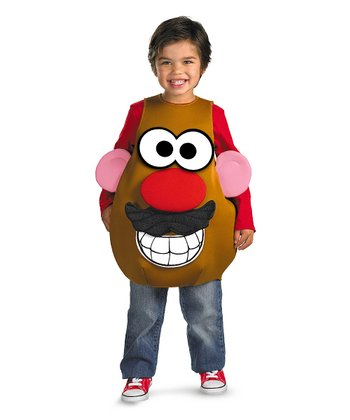 Mr./Mrs. Potato Head Dress-Up Set - Toddler