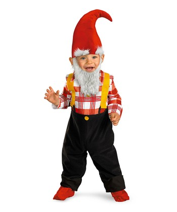 Garden Gnome Dress-Up Set - Toddler