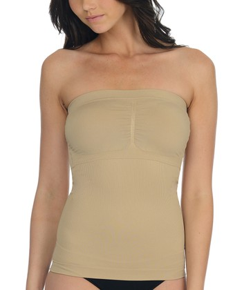 Nude Shaper Tube Top
