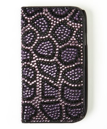 Purple Python Flip-Open Case for Samsung Galaxy S III