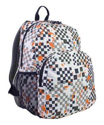 Checkerboard Dome Backpack