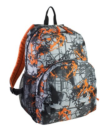 Grid Dome Backpack