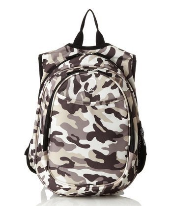 Camo All-in-One Backpack