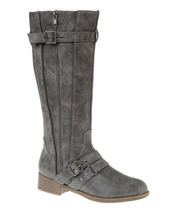 Pewter Alyssa Boot