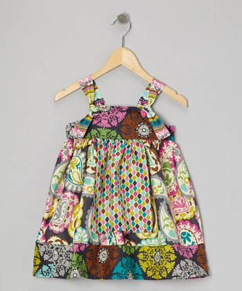 Hobo Charlee Apron Dress - Toddler