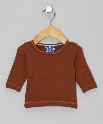 Fawn Long-Sleeve Tee - Infant