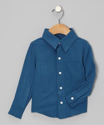 Twilight Long-Sleeve Button-Up - Infant, Toddler & Boys