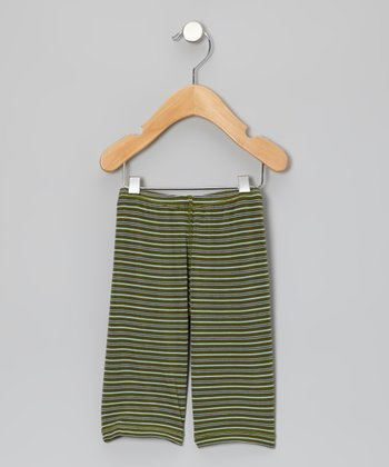 Moss Stripe Pants - Infant & Toddler