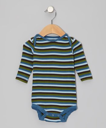 Dragon Stripe Bodysuit - Infant
