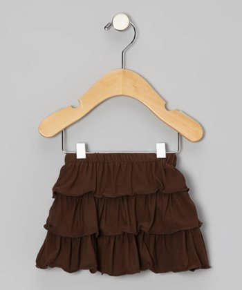 Bark Tiered Ruffle Skirt - Infant & Toddler