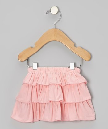 Lotus Tiered Ruffle Skirt - Infant