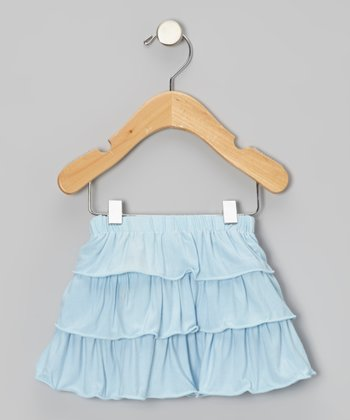 Pond Tiered Ruffle Skirt - Infant