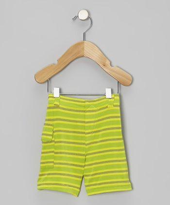 Meadow Stripe Shorts - Infant, Toddler & Boys