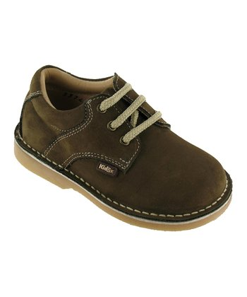 Dark Brown Marvin Lace-Up Shoe