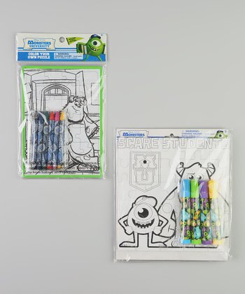 Monsters University Puzzle Set