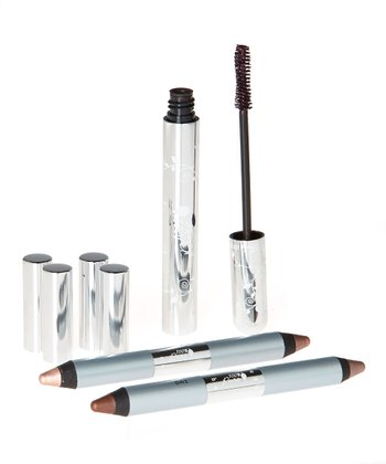 Duo-Ended Cream Stick & Black Tea Mascara Set