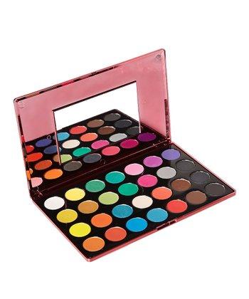 Hot Color Fuego Eyeshadow Palette