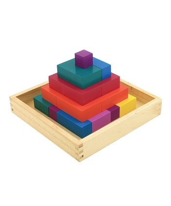 Enigmanac Wood Block Puzzle