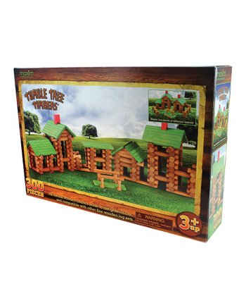 Tumble Tree Timbers Building Set
