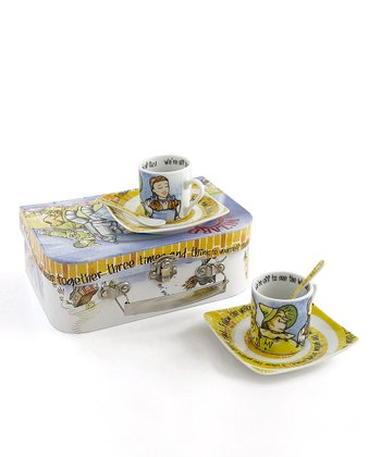 Wizard of Oz Espresso Cup Set