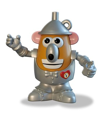 The Tin Man Mr. Potato Head Set