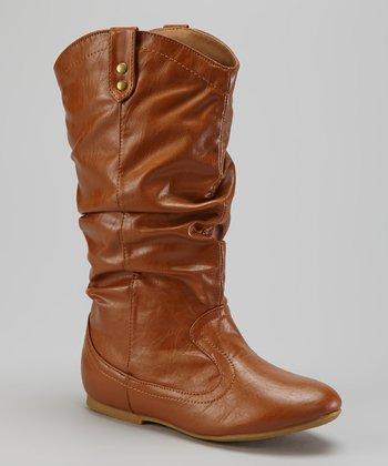Chestnut Cowboy Casual Boot