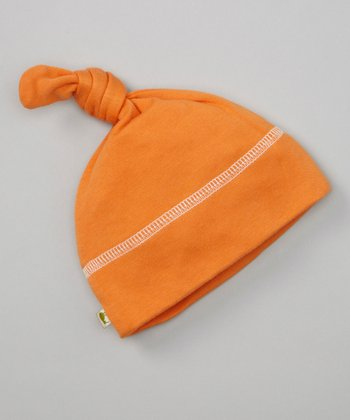 Marigold Organic Single-Knot Beanie